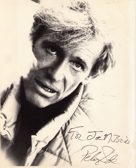 Portrait of Peter O'Toole