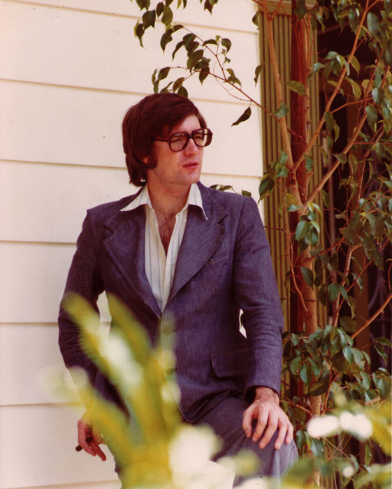 Portrait, Beverly Hills, 1976 (Laurel Gilbert)